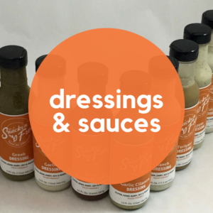 Dressings & Sauces
